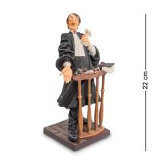 "FO 84001 Статуэтка мал. ""Адвокат"" (The Lawyer. Forchino)"