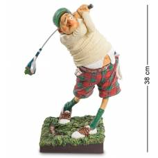 "Статуэтка ""Гольфист"" (Fore..! The Golfer. Forchino) FO 85504"