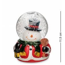 """Шар со снегом """"Подготовка к Рождеству"""" 80715"""