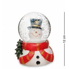 """Шар со снегом """"Снеговичок""""  80716"""
