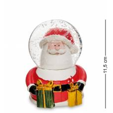 """Шар со снегом """"Санта с Подарками"""" 80718"""