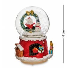 "Шар со снегом ""Привет от Санты"" 80720"