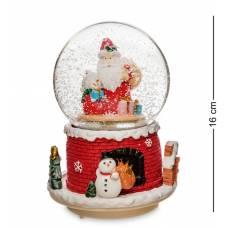 """Шар со снегом """"Новогоднее Чудо""""  80721"""