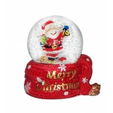 Шар со снегом  ''Счастливого Рождества!'' 807374