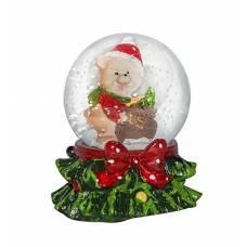 Шар со снегом ''Новогодние Подарки'' 807381
