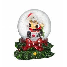 Шар со снегом ''Новогодние Подарки'' 807383