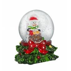 Шар со снегом ''Новогодние Подарки'' 807384