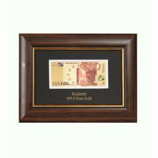 "Панно ""Банкнота 500 EUR (евро) Евросоюз"""