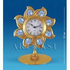 "AR-2672 Часы ""Солнце"" 12 см. (Юнион)"
