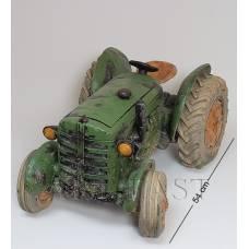 "GG-4440 LC Кашпо ""Трактор"" (Sealmark)"