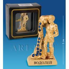 AR-  51 Знак зодиака Водолей в подар.коробке (Юнион)