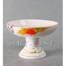 "ALF 55-057 Салатник на ножке ""Тюльпаны"""