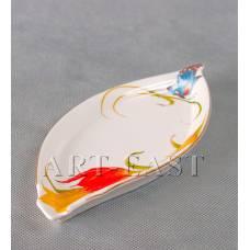 """ALF 55-061 Блюдо овальное """"Тюльпаны"""" 22см"""