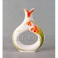 """ALF 55-076 Ваза """"Орхидеи"""""""