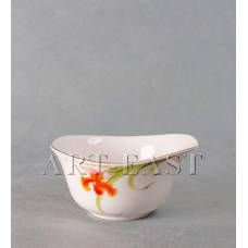 "ALF 55-081 Салатник ""Орхидеи"" 15,2см"