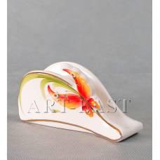 """ALF 55-087 Салфетница """"Орхидеи"""""""