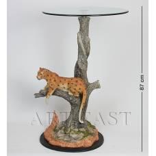 ALF 09095 Журнальный стол ''Леопард'' H-860, D-460
