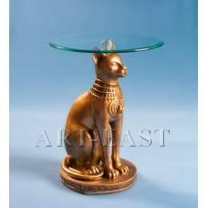 ALF 09161 Журнальный стол ''Кошка'' H-610, D-460