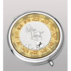 WIN- 02- 3 Зеркало серебр.