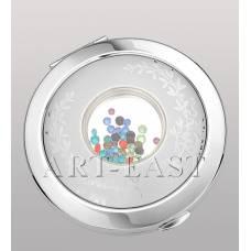 WIN- 07 Зеркало серебр.