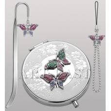 WIN- 36 Подарочный набор серебр.