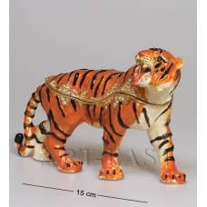 "JB-77 Шкатулка ""Тигр"""