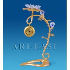 "AR-1118 Фигурка с часами ""Цветок"" (Юнион)"