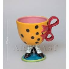 "CMS-01/ 6 Чашка ""Туфельки"" (Pavone)"