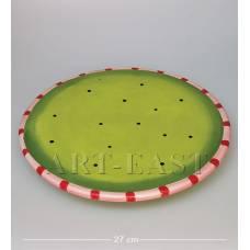 "CMS-03/10 Десертная тарелка ""Пудель"" (Pavone)"