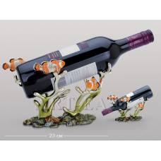 "WIN-143 Подставка для бутылки ""Рыбы"""