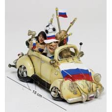 "SCAR-72 Машина ""Russia Fan-Attics"""