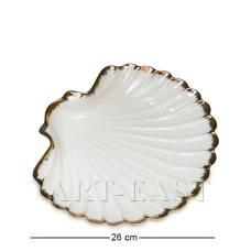 FM-34/ 8 Десертная тарелка ''Морская ракушка'' (Pavone)