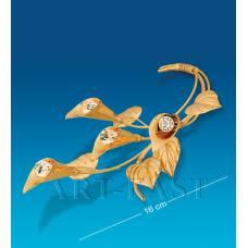 """AR-1304 Фигурка """"Цветы Каллы"""" (Юнион)"""