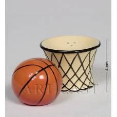 """CMS-14/11 Набор соль-перец """"Баскетбол"""" (Pavone)"""