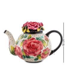 """BS- 40 Заварочный чайник """"Розы"""""""