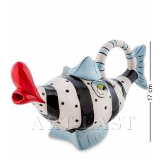 "BS- 68 Заварочный чайник ""Рыбка Blueberry"""