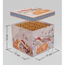 """WA-40-40/2 Коробка """"Куб"""""""