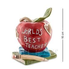 """BS-205 Подсвечник """"Лучшему в мире учителю"""""""