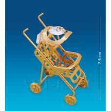 """AR-1323 Фигурка """"Детская коляска"""" (Юнион)"""