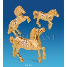 "AR-3923-1 Набор фигурок ""Семейка лошадей"" в упак. 3шт. (Юнион)"