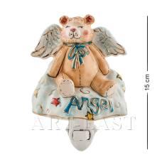"BS-207 Светильник ""Медвежонок-ангел"""