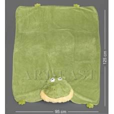 "CR-44 Одеяло-зверюшка ""Лягушенок"""