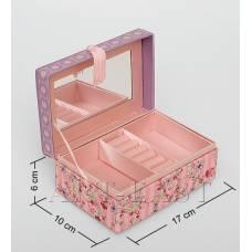 WE-28 Коробка-шкатулка для украшений