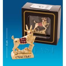 """AR- 120 Фигурка Символ Года """"Коза"""" в подарочной коробке (Юнион)"""