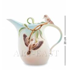 FM-77/ 1 Заварочный чайник ''Зимородок Кукабара'' (Pavone)