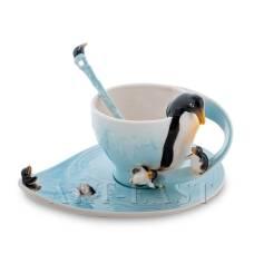 FM-01/29 Чайная пара ''Пингвины'' (Pavone)