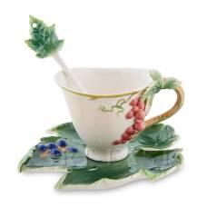FM-01/28 Чайная пара ''Гроздь винограда'' (Pavone)