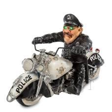 RV-294 Фигурка ''Полицейский Байкер'' (W.Srtatford)
