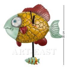 RV-248 Часы ''Рыбный день'' (W.Stratford)