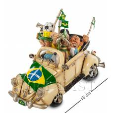 "SCAR-72 Машина ""Brasil Fan-Attics"""
